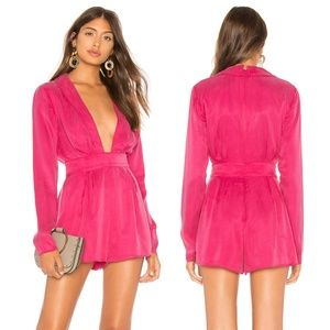 NWT Lovers + Friends Tosh Romper